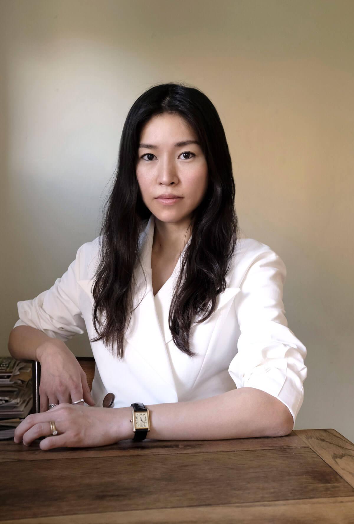 Portrait Rejina Pyo